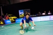 Dong Keun Lee (KOR) upset No1 seed Simon Santoso (INA) in the Quarter-Finals, winning 21-19, 13-21, 21-18